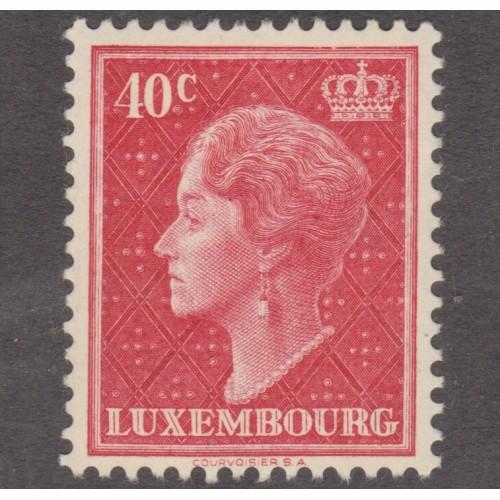 UNUSED LUXEMBOURG #267 (1951)