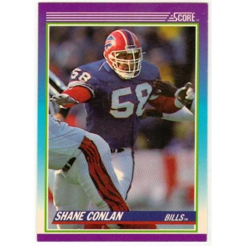 1990 Score Shane Conlan NFL Trading Card # 174 - LN