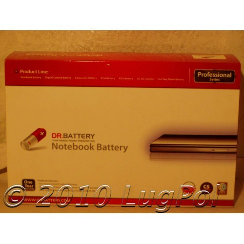 Dr. Battery LAC201 Notebook Battery for Acer
