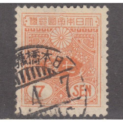 USED JAPAN #135 (1930)