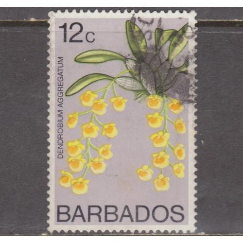 USED BARBADOS #403 (1974)