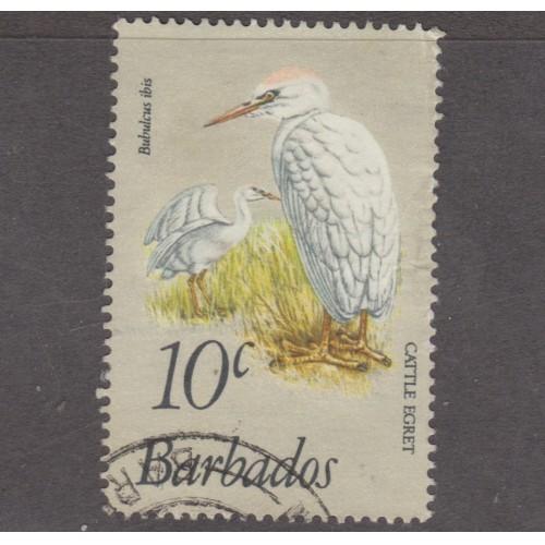 USED BARBADOS #499 (1979)