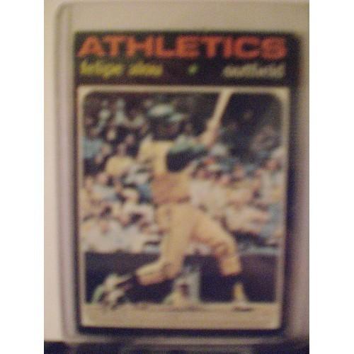 BASEBALL CARD: 1971 TOPPS #495 FELIPE ALOU VG