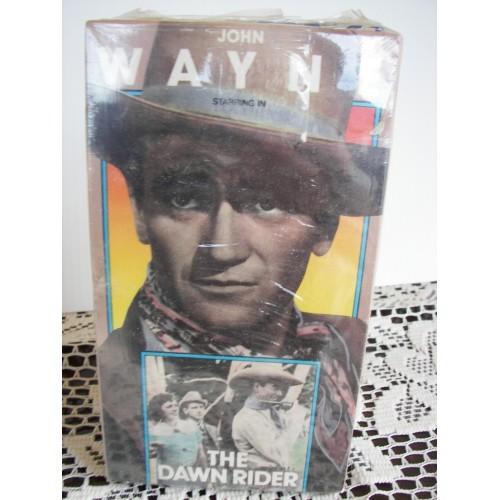 JOHN WAYNE  PACK OF 3 VHS TAPES