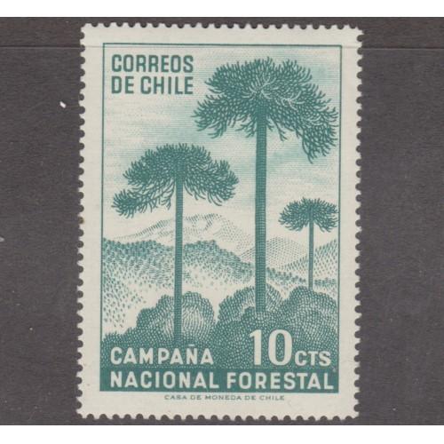 UNUSED/NH CHILE #363 (1967)