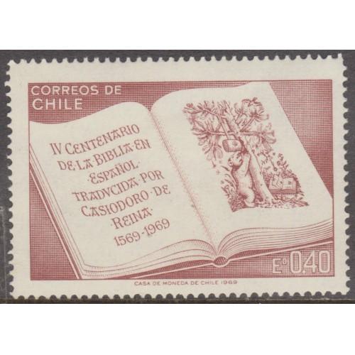 UNUSED CHILE #380 (1969)