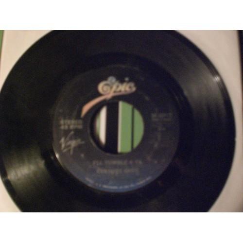 45 RPM: #3335.. CULTURE CLUB - I'LL TUMBLE 4 YA / EPIC 34-03912 / VG/VG+