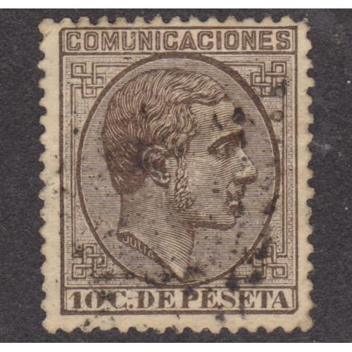 USED SPAIN #234 (1878)