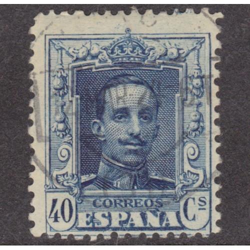 USED SPAIN #340 (1922)