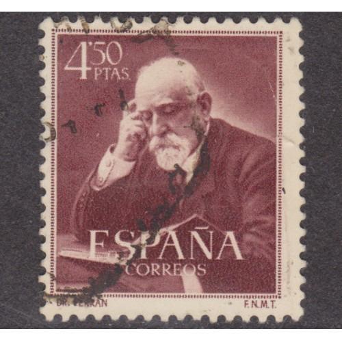 USED SPAIN #794 (1952)