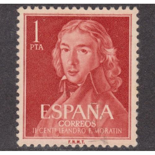 USED SPAIN #971 (1961)