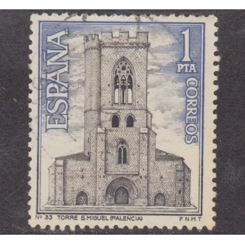 USED SPAIN #1473 (1967)