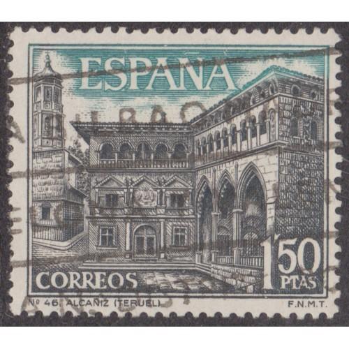 USED SPAIN #1581 (1969)