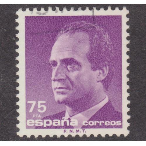 USED SPAIN #2440 (1989)
