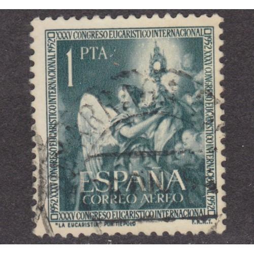 USED SPAIN #C137 (1952)