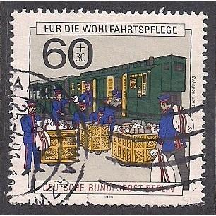 (GR) Germany (Berlin) Sc# 9NB283 Used