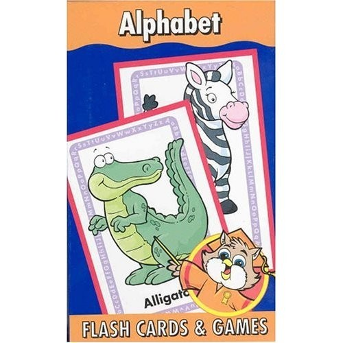 HOME LEARNING TOOLS FLASH CARDS & GAMES ( ALPHABET )