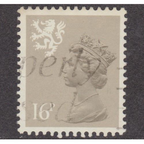 USED GREAT BRITAIN - SCOTLAND #SMH29 (1983)