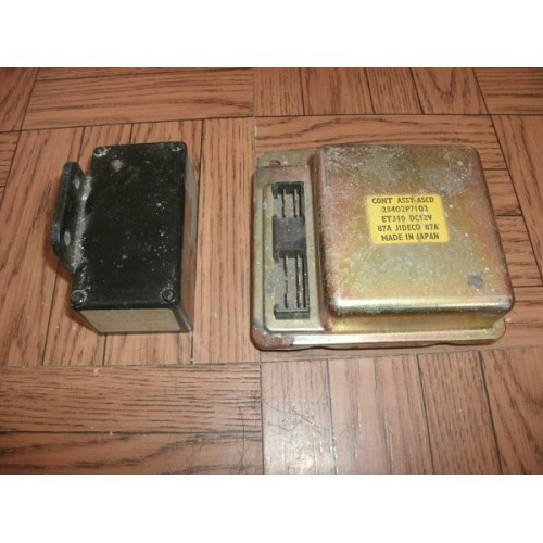 1978 1979 1980 Datsun 280 ZX stop light relay and another relay