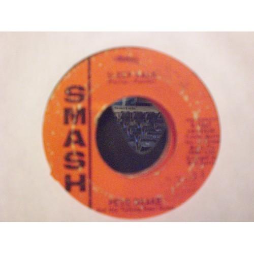 45 RPM: #3687.. PETE DRAKE - SLEEP WALK & FOREVER / SMASH S-1867 / VG/VG+
