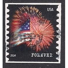 (US) United States Sc# 4853 Used