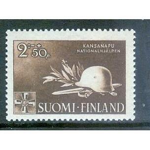Finland (1943) Sc# B58 MNH