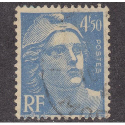 USED FRANCE #541B (1947)