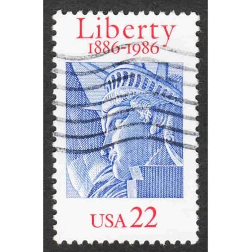 United States - Scott #2224 Used (1)