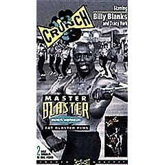 Crunch - Master Blaster with Billy Blanks (1999, VHS)
