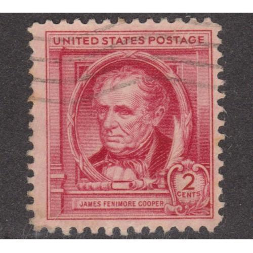 USED SCOTT #860 (1940)