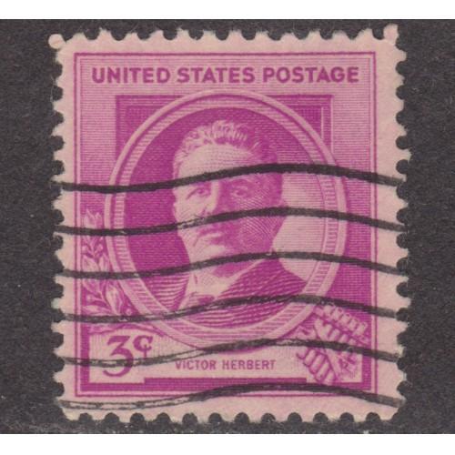USED SCOTT #881 (1940)