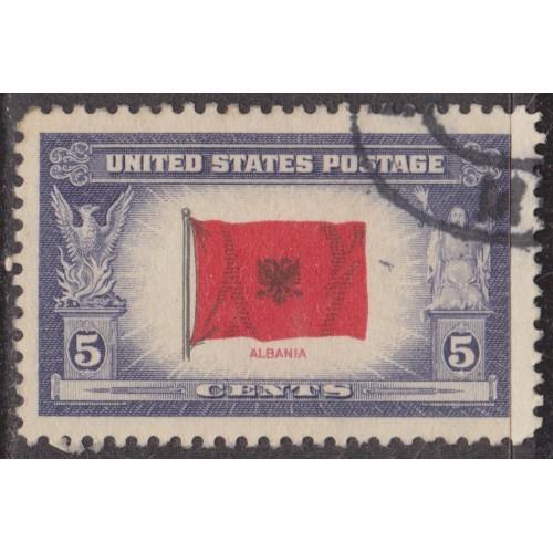 USED SCOTT #918 (1943)