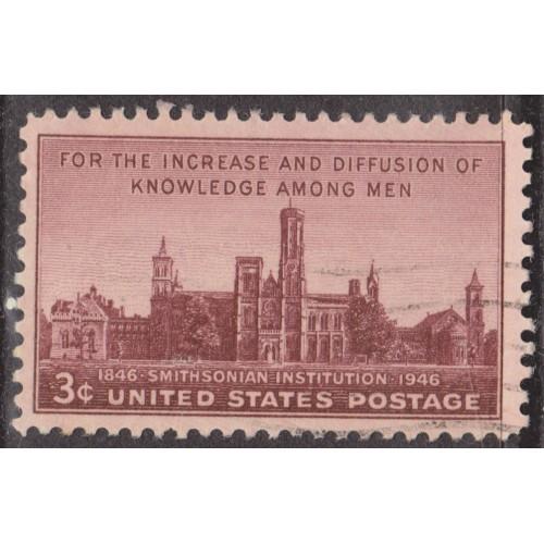 USED SCOTT #943 (1946)
