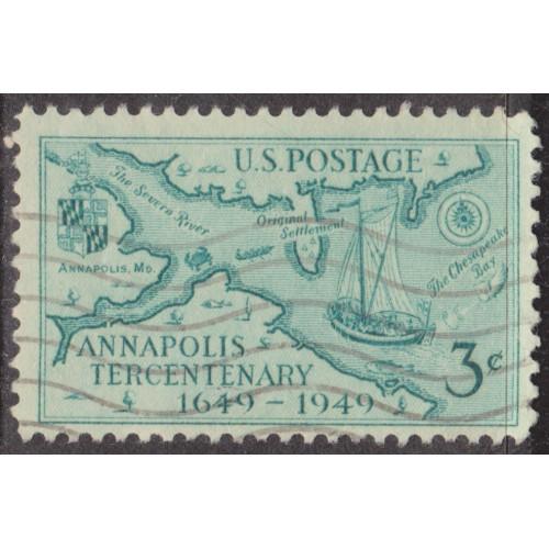 USED SCOTT #984 (1949)