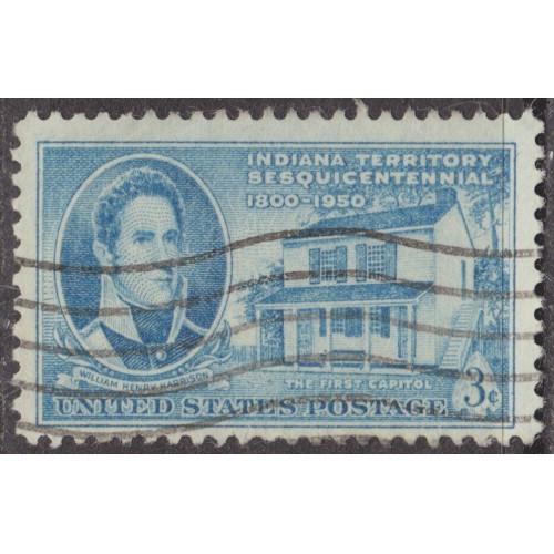 USED SCOTT #996 (1950)