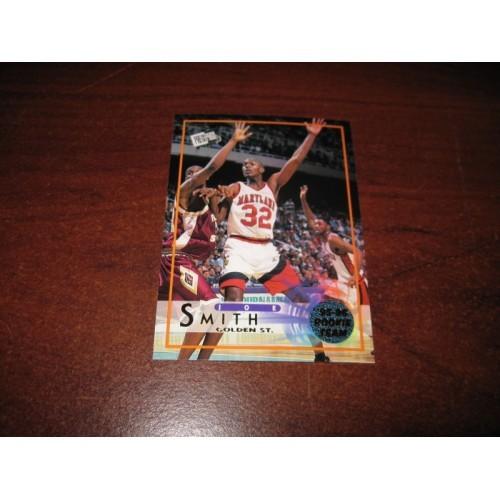 1996-1997 Press Pass NCAA Basketball Card 35 Joe Smith Maryland NCAA