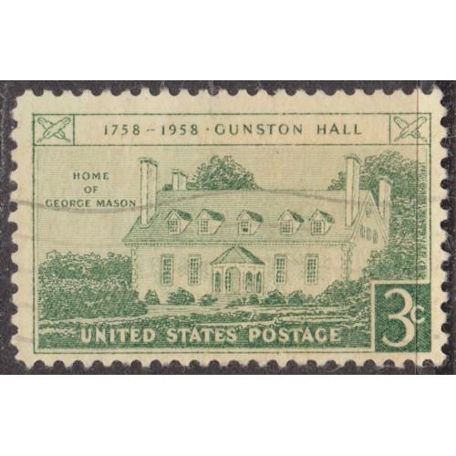 USED SCOTT #1108 (1958)
