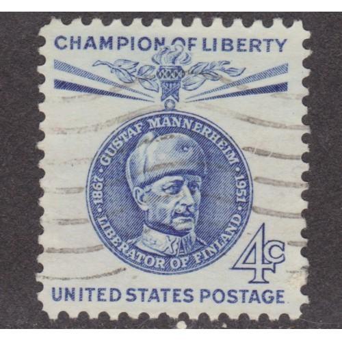 USED SCOTT #1165 (1960)