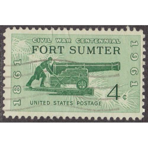 USED SCOTT #1178 (1961)