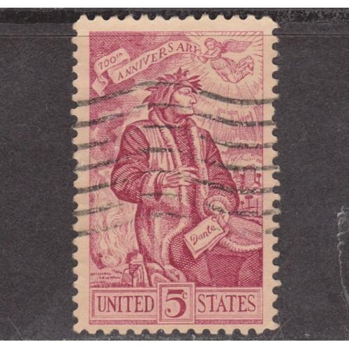 USED SCOTT #1268 (1965)