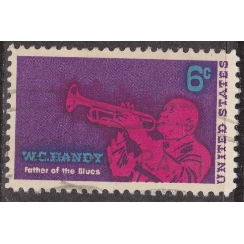 USED SCOTT #1372 (1969)