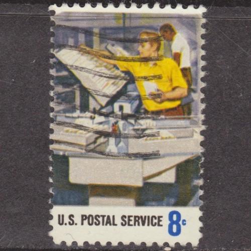 USED SCOTT #1493 (1973)
