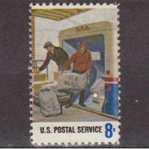 USED SCOTT #1496 (1973)