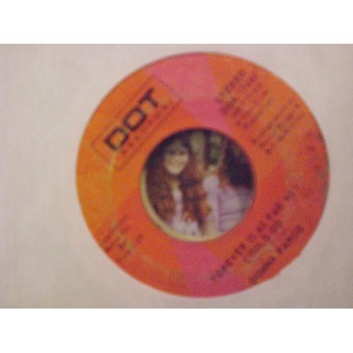 45 RPM: #4041.. DANNA FARGO - SUPERMAN / DOT 17444 / VG/VG+