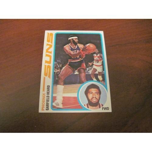 1978 1979 Topps Basketball Card 54 Garfield Heard Oklahoma
