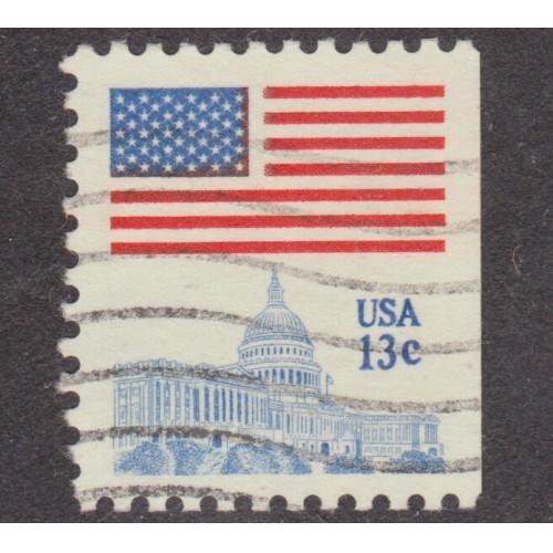USED SCOTT #1623 (1977)
