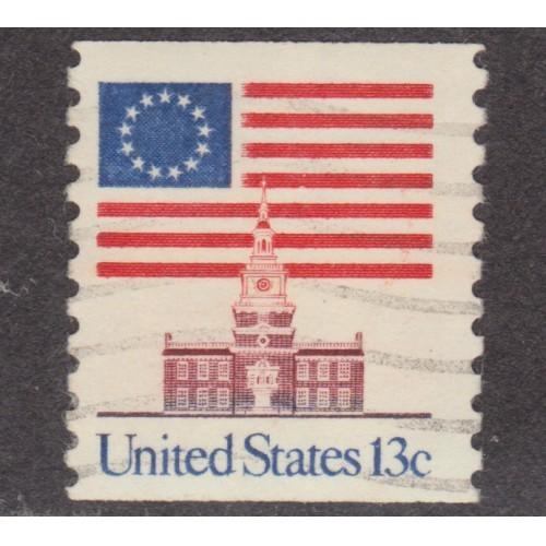 USED SCOTT #1625 (1975)