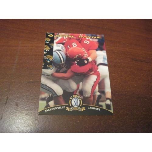 1997 Classic NFL Football College Draft Card 82 Seth Payne Cornell
