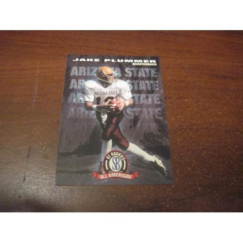 1997 Classic NFL Football College Draft Card 94 Jake Plummer Arizona State