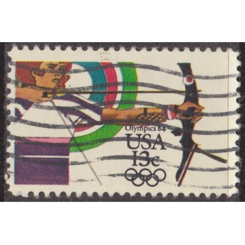 USED SCOTT #2050 (1983)
